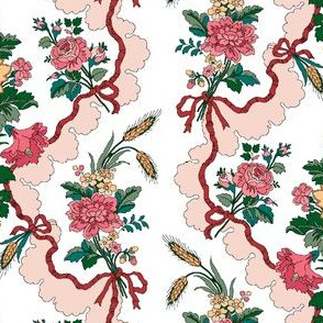 Holiday Floral Pattern 5