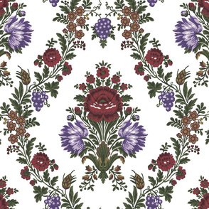 Fall Floral Pattern 6