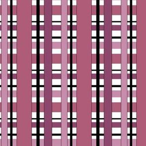 Pink Highland Tartan