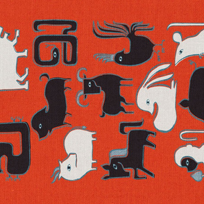 Chinese_zodiac_tea_towel