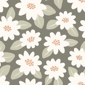 Geometric blue & green_018