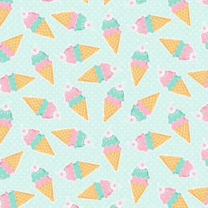 Ice Cream Cones_50 Size