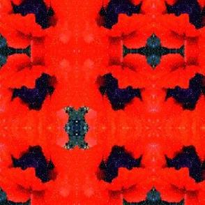 Oriental Poppy With Text