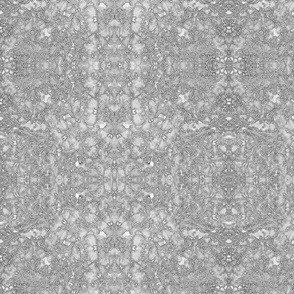 Lobelia Lace in Grayscale