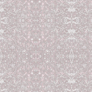 Lobelia Lace in Gray and Pink