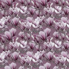 Pink Magnolia Chintz