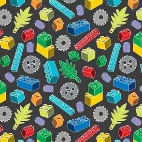 Colourful Building Blocks