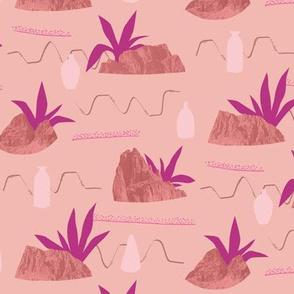 where the agaves grow