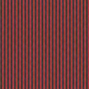 Painterly Bordello Stripe