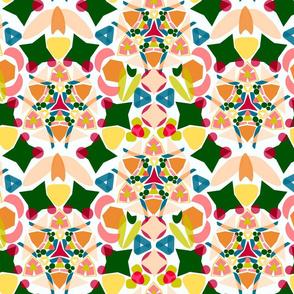 Fruit Salad Kaleidoscope