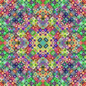 mini tiles chunk mosaic multicolor 10 PSMGE