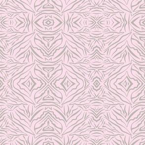 Tribal Bohemian soft pink