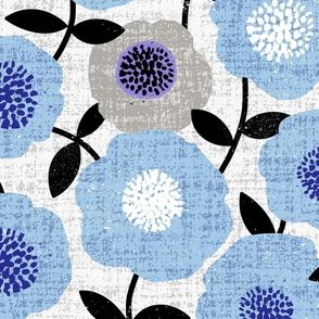 Scandi chintz-jumbo- pale blue