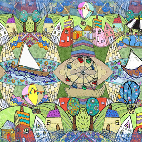Wonky Wonderland Park
