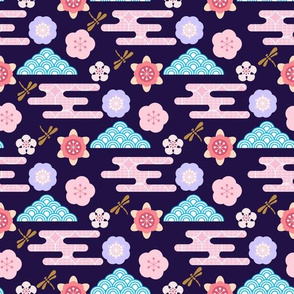 Japanese pattern177