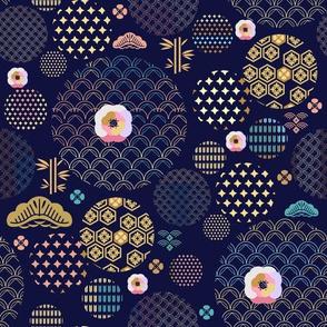 Japanese pattern123