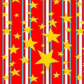 Circusy Fun Stars and Stripes