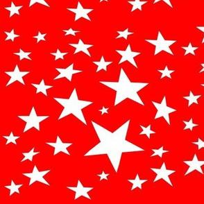 Circusy Fun Red Stars