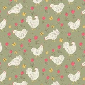 Happy Hens, Dark