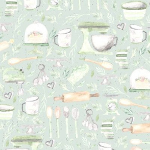Baker Baker Textured Mint