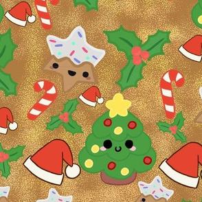 Kawaii Christmas Cookie