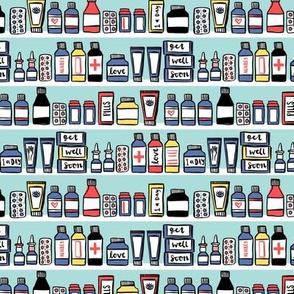 Medicine cabinet small