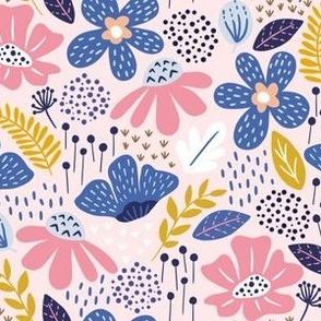Rosella Garden - Pink