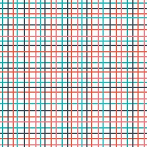 Not a Grid - coral