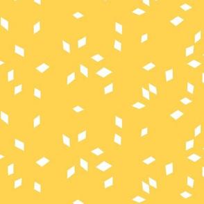 Cube Confetti - Yellow