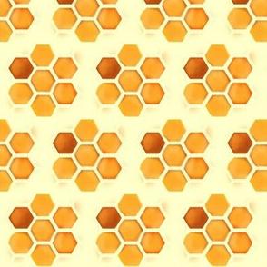Honey on Butter Yellow