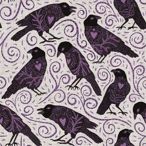 Raven - Ivory