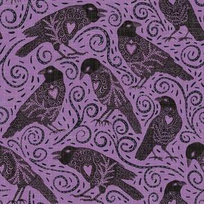 Raven - Lilac
