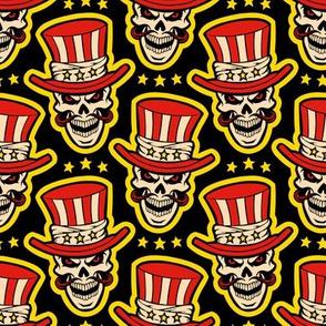 Spooky Circus Ringmaster