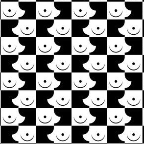 Streapchess_01 | Black and White