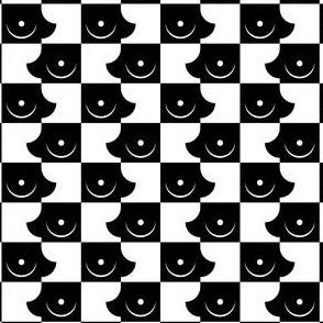Streapchess_02 | Black and White