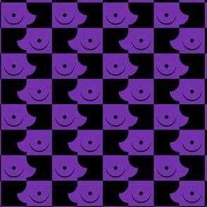 Streapchess_03 | Black and Purple