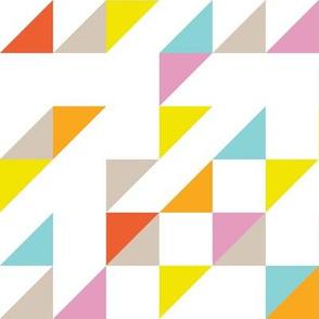 Triangles bright
