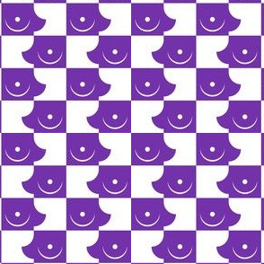 Streapchess_06 | Purple and White