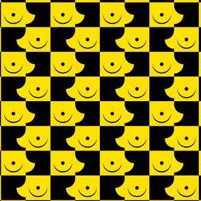 Streapchess_11 | Black and Yellow