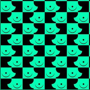 Streapchess_15 | Black and Green