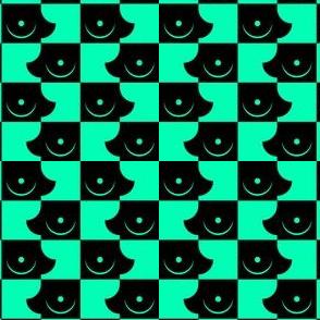 Streapchess_16 | Black and Green
