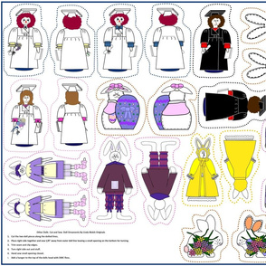 Other Dolls Cut and Sew Group