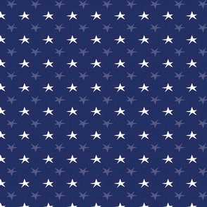 4th of July Stars USA flag for Independence day