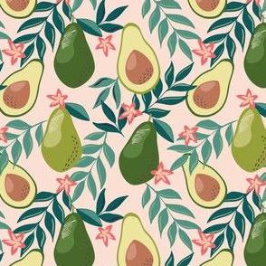 avocado garden