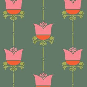 scandi tulip variation wide