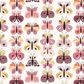Butterflies patterns by Anna Talavrinova-16