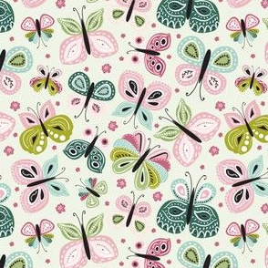 Butterflies patterns by Anna Talavrinova-03
