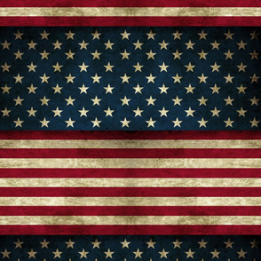 Americana Stars and Stripes