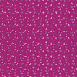 Fun little ditsy flower print
