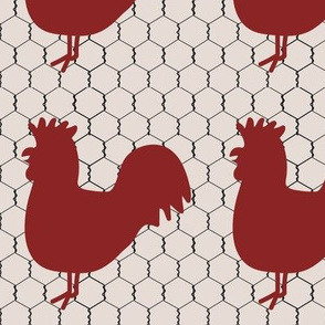 Farmhouse Chic: Rooster